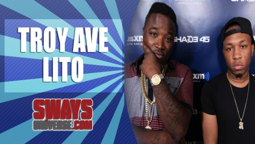"Troy Ave & Young Lito Freestyle on ""5 Fingers of Death"""