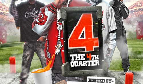 Dj Fiyaa – The 4th Quarter #Mixtape