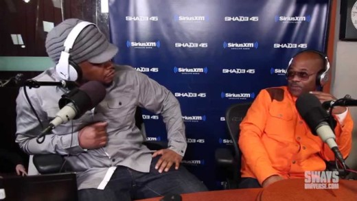 Dame Dash on Sway In The Morning