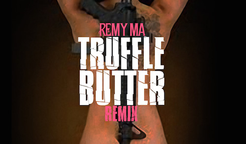Remy Ma – Truffle Butter freestyle