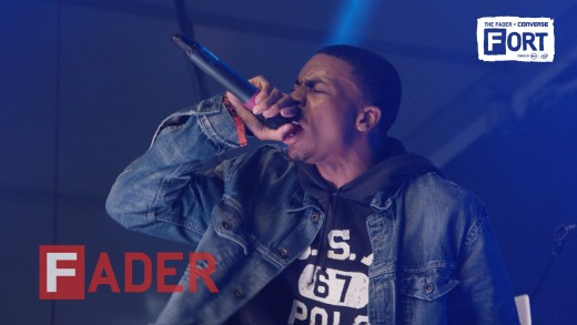 Vince Staples, Migos & More Performs @ Fader Fort