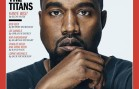 Kanye Covers Time's 100 Most Influential People Issue