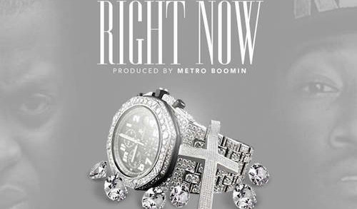 Uncle Murda ft. Future – Right Now (Prod. by Metro Boomin)