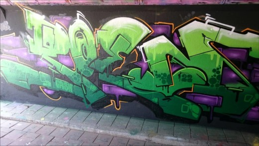 #Graffiti Jam : Step in the Arena 2015 Eindhoven , The Netherlands