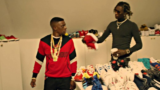 Young Thug ft. Quavo – F Cancer (Official Video)