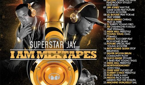 DJ SuperStarJay – IAMMIXTAPES – Pt165