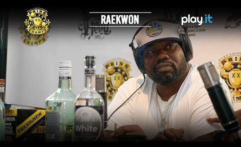 Raekwon On Drink Champs