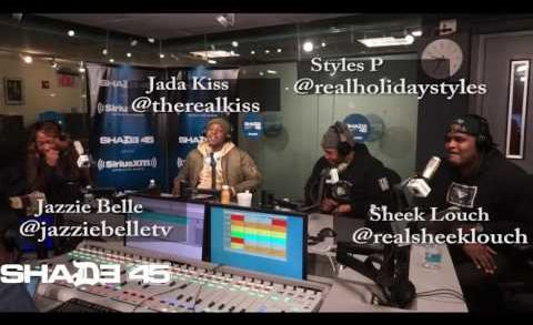 Dj Kayslay interviews The LOX on Shade45 @thelox @kingdjkayslay