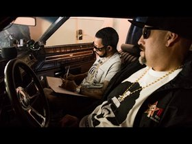 Roc Marciano in The Smokebox with B-Real @rocmarci @brealtv