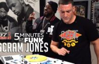 5 Minutes of Funk with Scram Jones @SCRAMJONES @funkflex