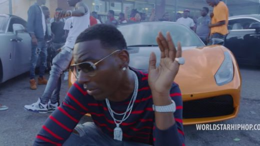 """Young Dolph – """"100 Shots"""" @YoungDolph"""