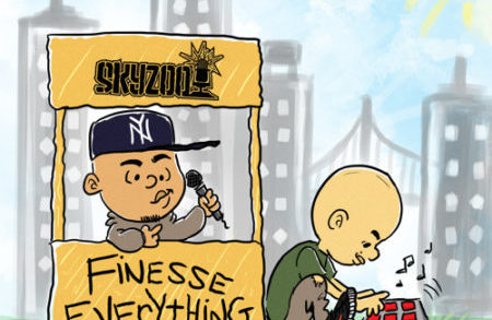 Skyzoo – Finesse Everything (Prod. by !llmind) @skyzoo @illmindPRODUCER
