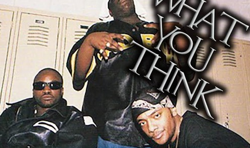 """MOBB DEEP – """"WHAT YOU THINK"""""""