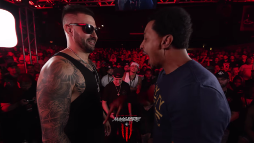 KOTD – Dizaster vs Hollow Da Don | #MASS3 @MrDizaster