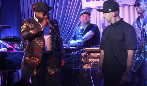 Black Thought & Statik Selektah Live @ The Blue Note NYC