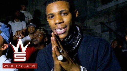 "Nun x A Boogie Wit Da Hoodie ""Save Me"" (Official Video)"
