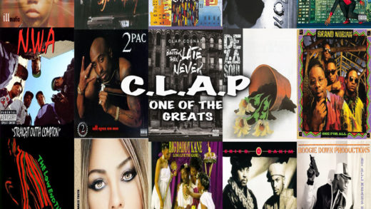 Clap Cognac – One Of The Greats (Freestyle) @Claption