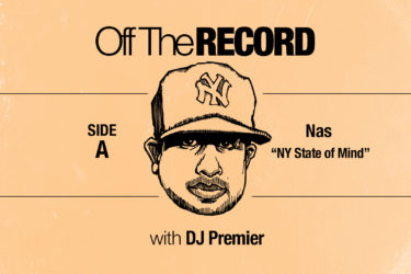 "DJ Premier on the ""N.Y. State of Mind"" & ""Memory Lane"" Sessions @REALDJPREMIER"