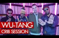 RZA, Mathematics x William Burke IV – Tim Westwood Crib Sessions Freestyle