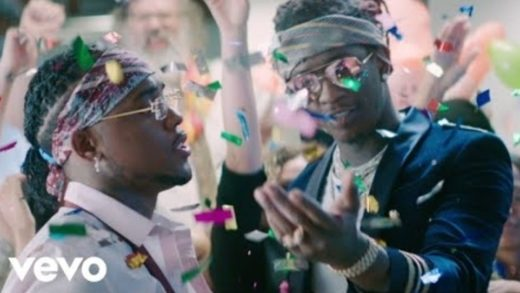 London On Da Track ft. Young Thug, Ty Dolla $ign, Jeremih & YG – Whatever You On