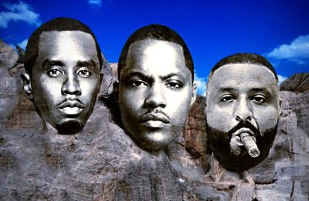Ma$e x Diddy & DJ Khaled – Rap Rushmore