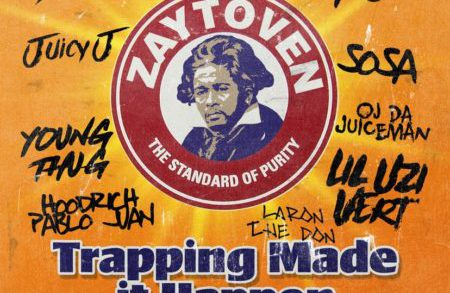 Zaytoven – Trapping Made It Happen (Mixtape)