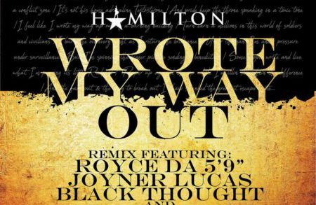 Royce Da 5'9, Joyner Lucas & Black Thought – Wrote My Way Out (Remix)