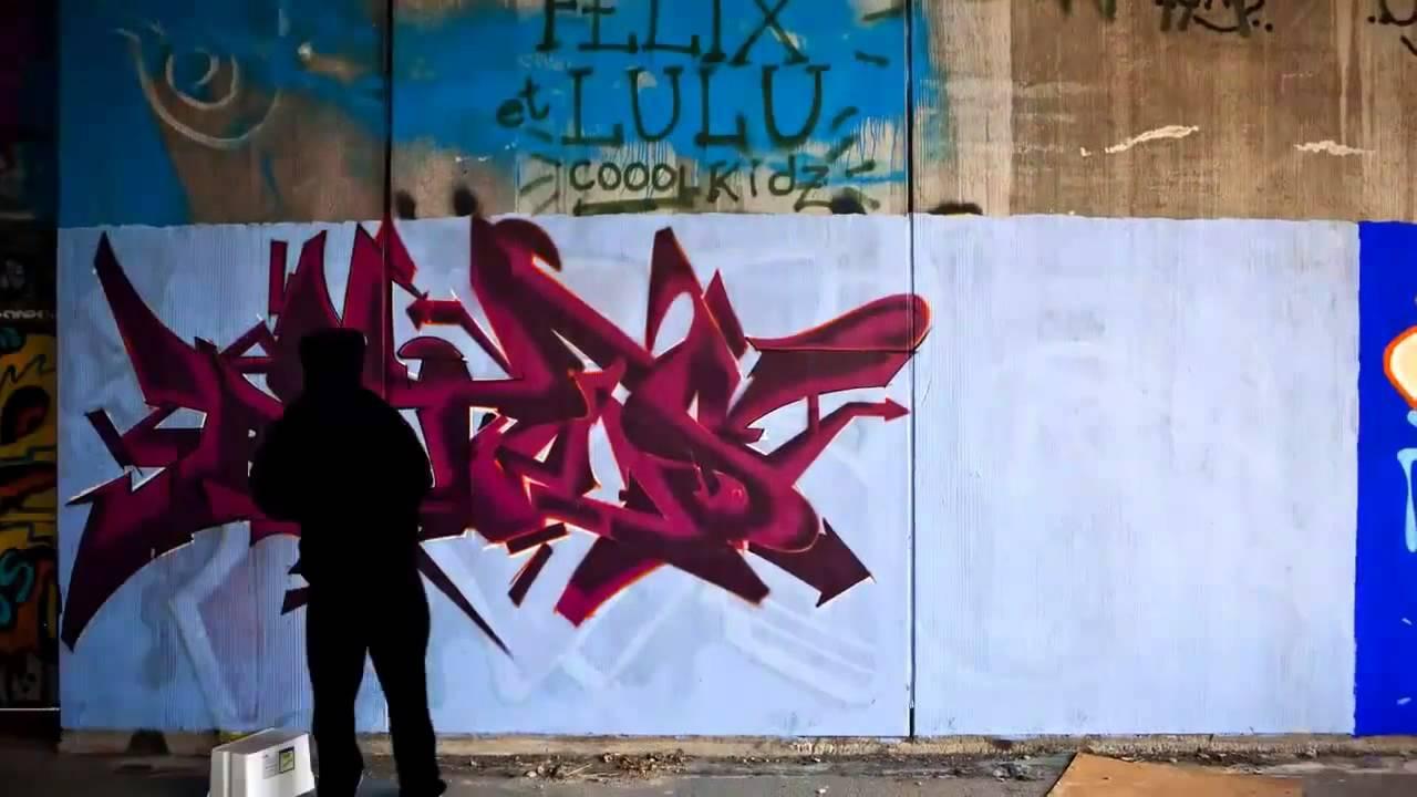 Bates – #Graffiti