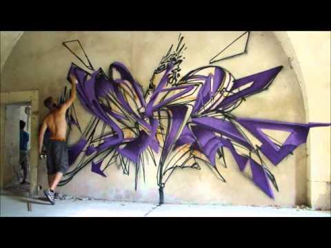 DensOner #GRAFFITI 3D