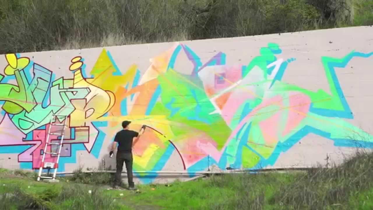 JURNE — Scienceism #Graffiti