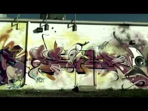 RISK, WANE, SEVER & REVOK #Graffiti