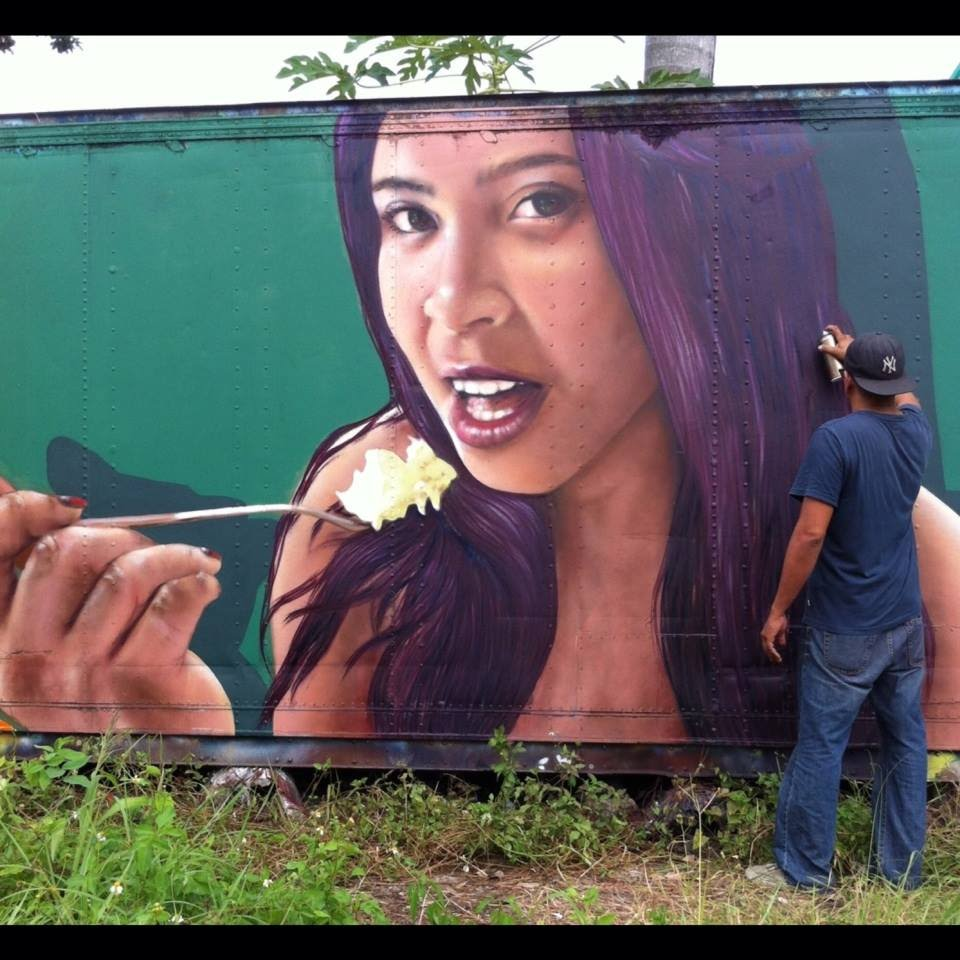 The Amazing Ske & Rek #Graffiti