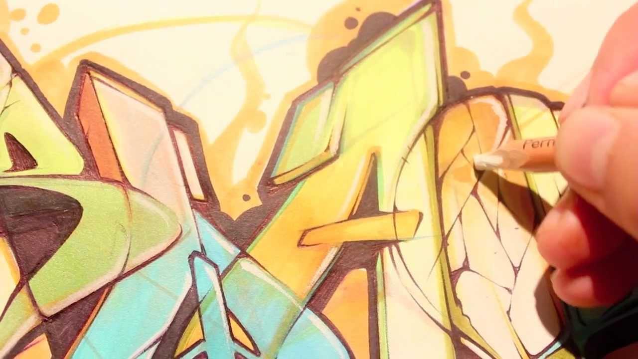 BWARE – BlackBook #Graffiti