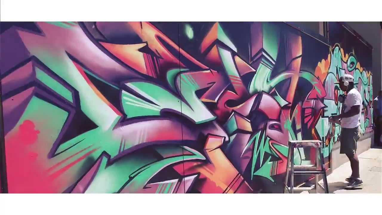 """""""Destroy"""" – #Graffiti"""