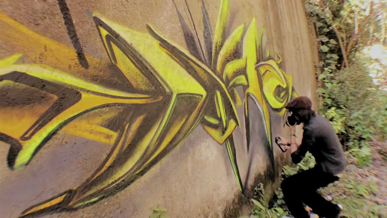 Esckaer 2.0 #Graffiti