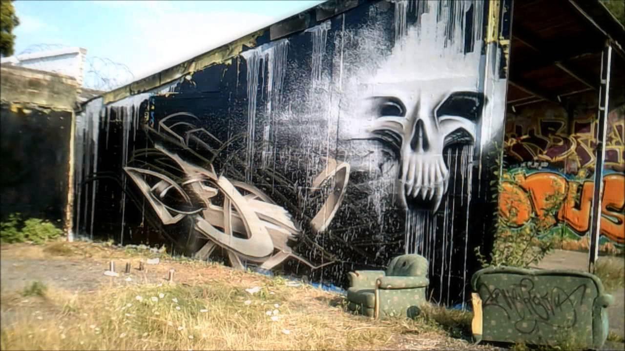 Hencok – 3D #Graffiti #Wildstyle