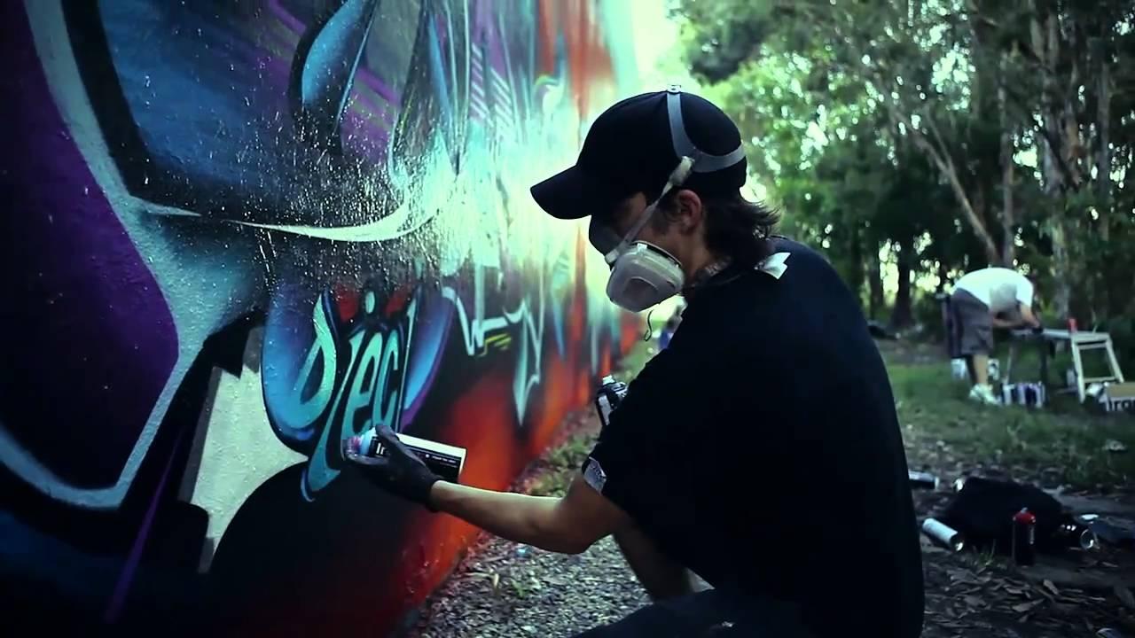 Reals, Does, Tues and Chas – Brisbane, Australia #Graffiti