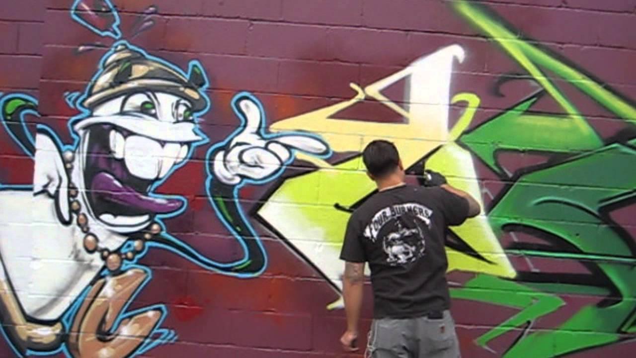 SEN2 / BSTO / LOGEK / OWNS – #Graffiti