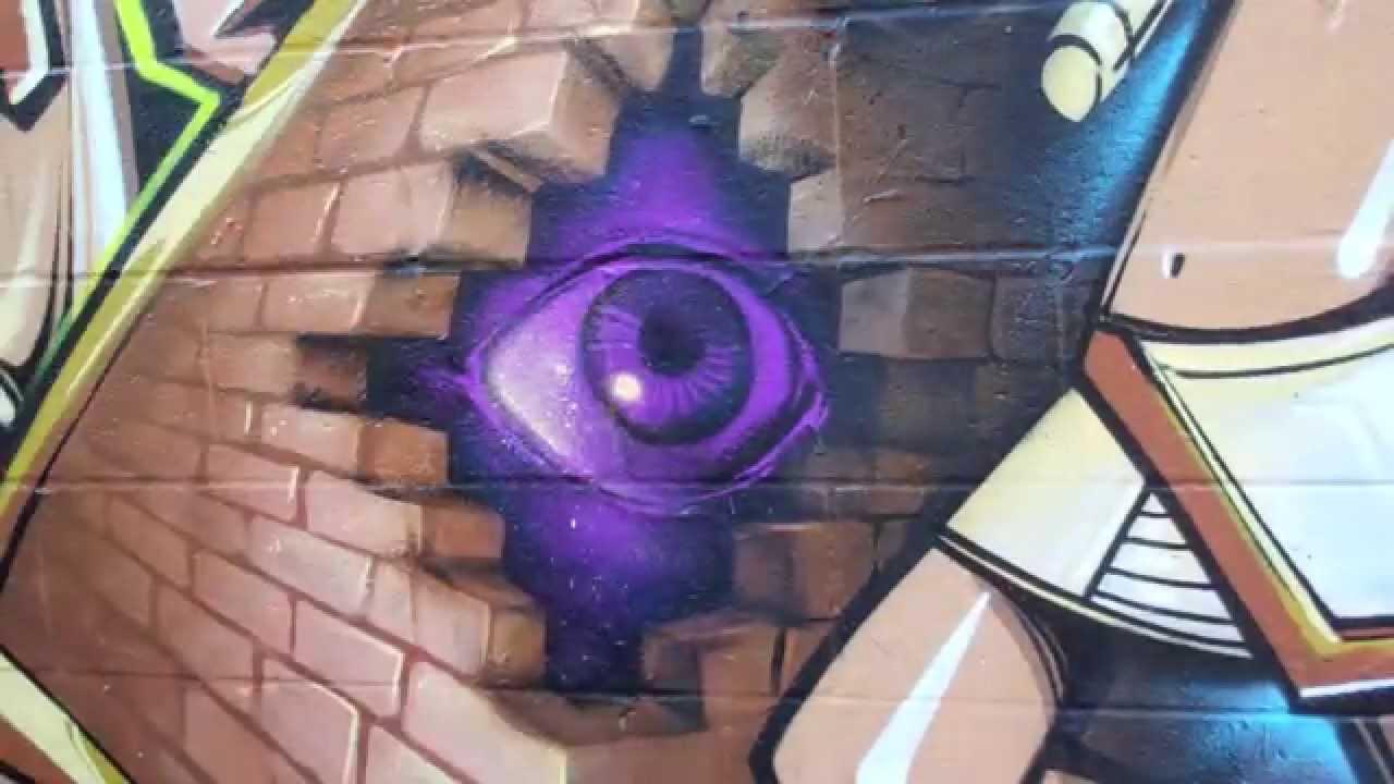 Totem – Return of the Pharaoh #Graffiti