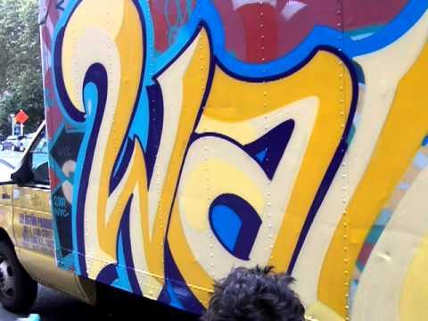 Wane #COD #Graffiti