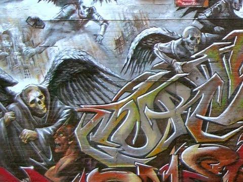 CortesNYC and MeresOne: 5Pointz #Graffiti