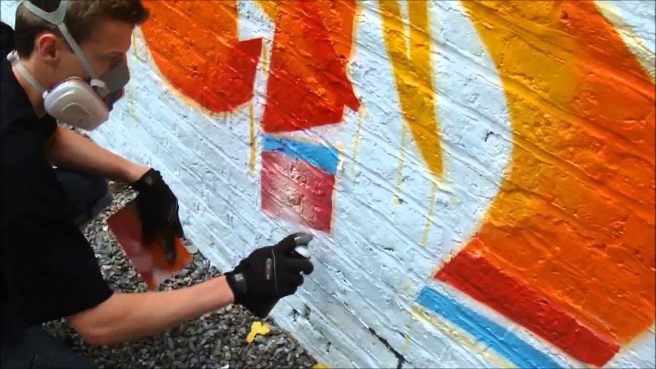 PSYMone #Graffiti Wall By AG McFLYCON