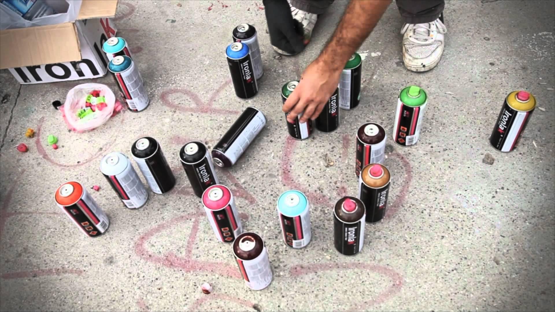 Bakeroner #Graffiti