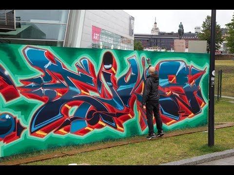 #Helsinki Wall – #Graffiti