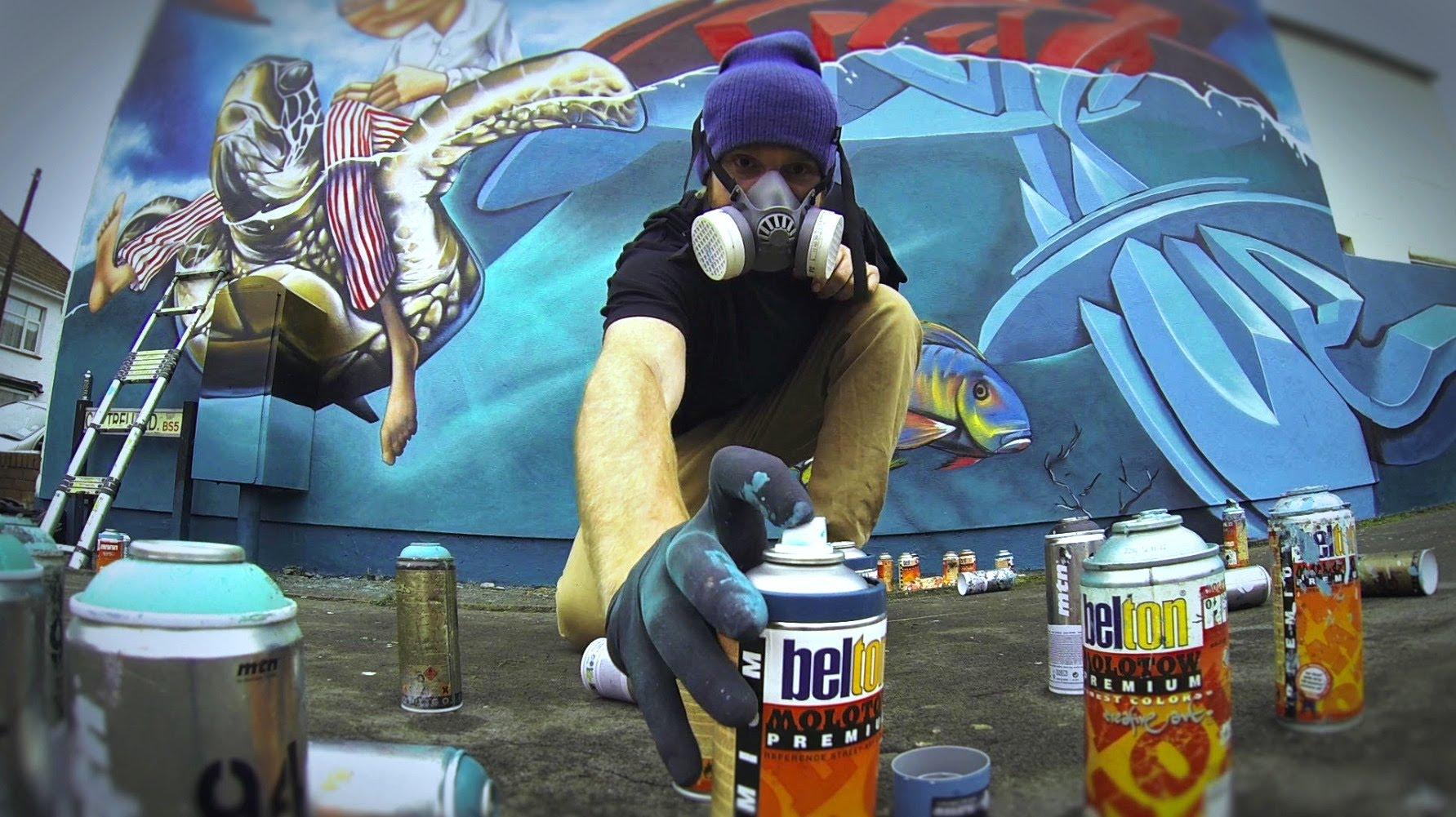 Zase vs Dekor #Graffiti