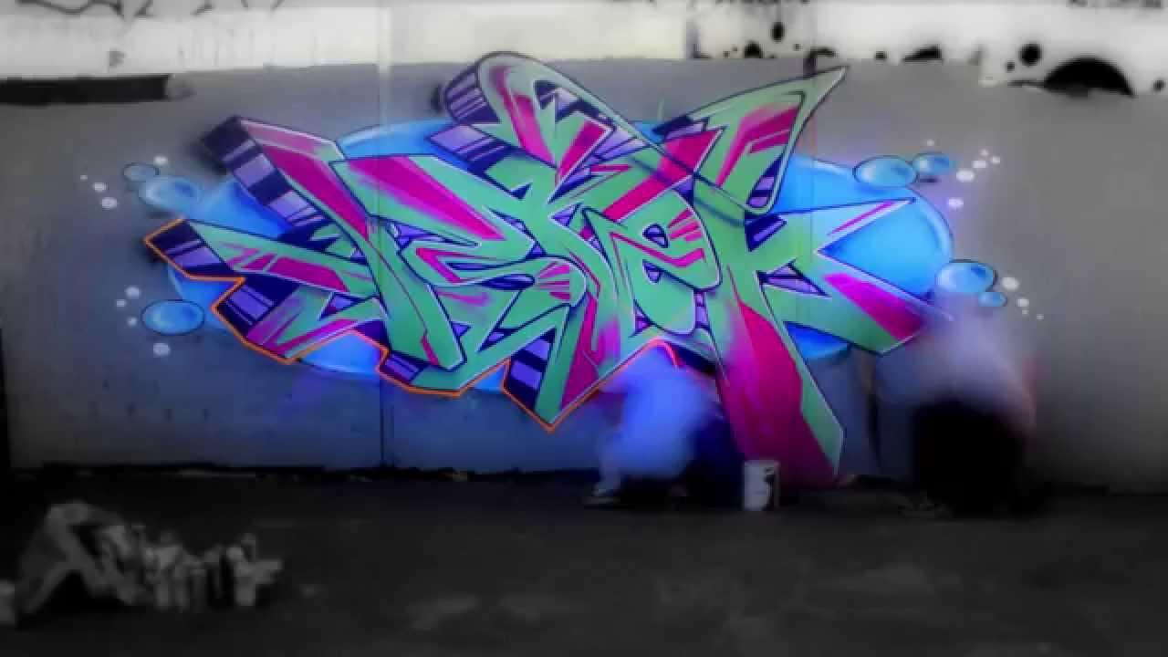 ASTEK – #GRAFFITI