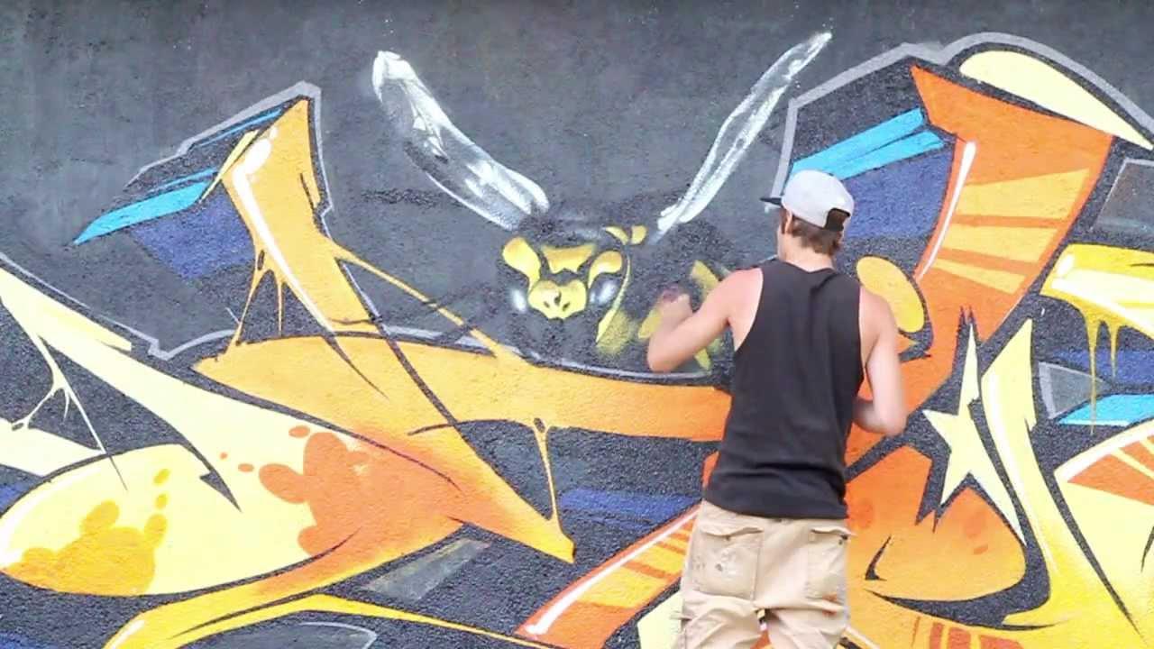 NORM meets NEMO #Graffiti