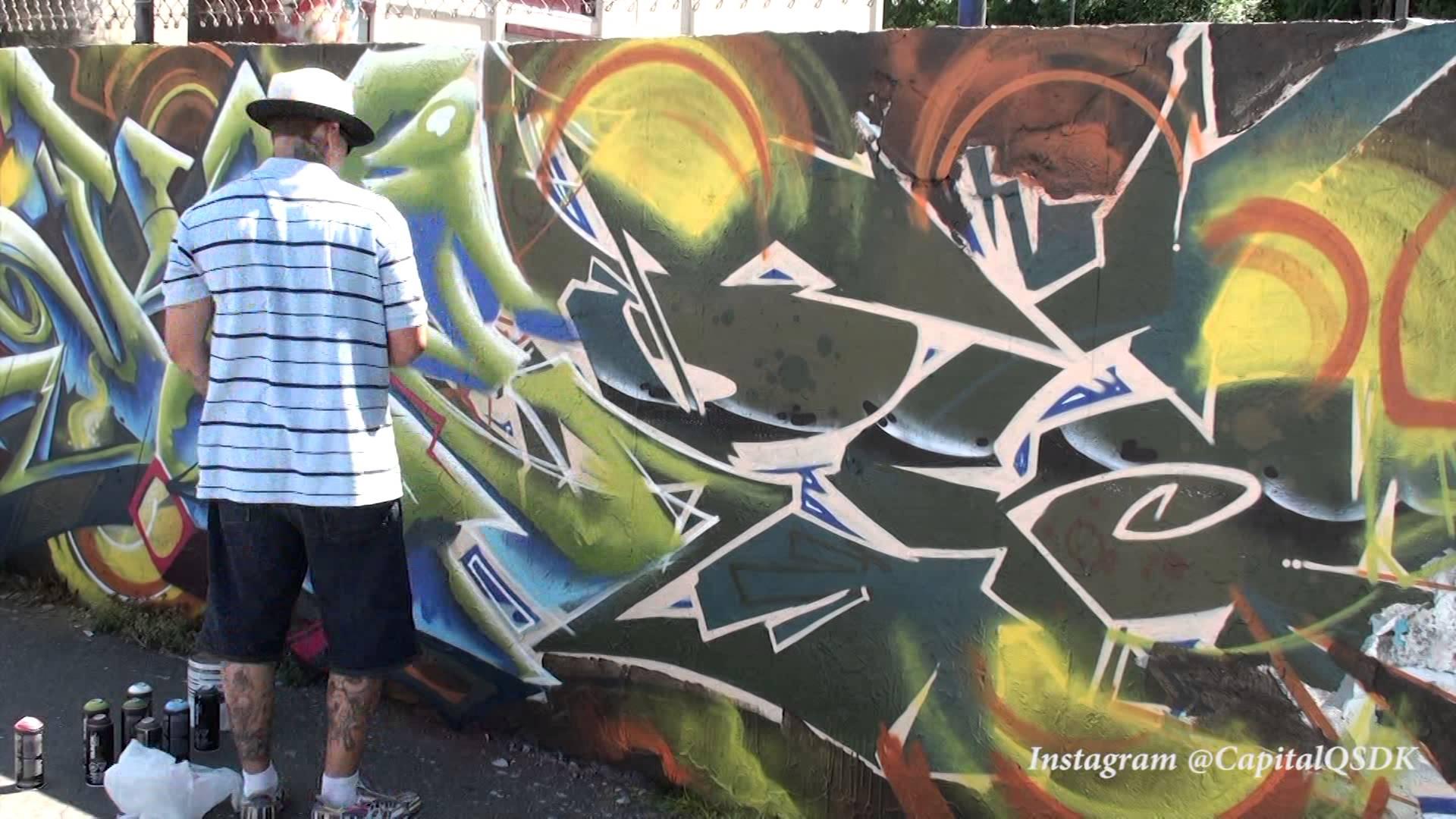 KEEP6 – #Graffiti
