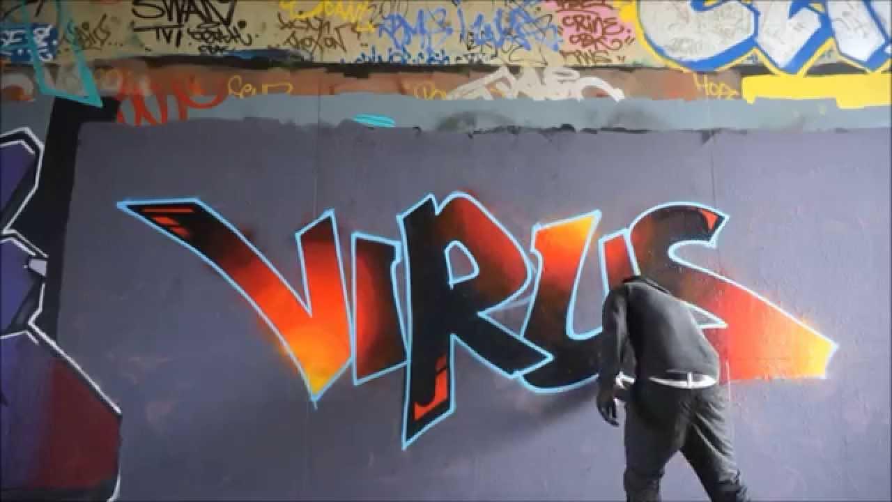 Virus – #Graffiti