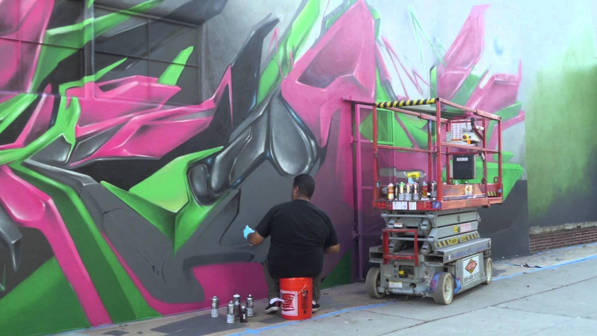 Dytch66, Dcypher & Tewsr – #Graffiti